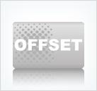 Offset Plastic Cards