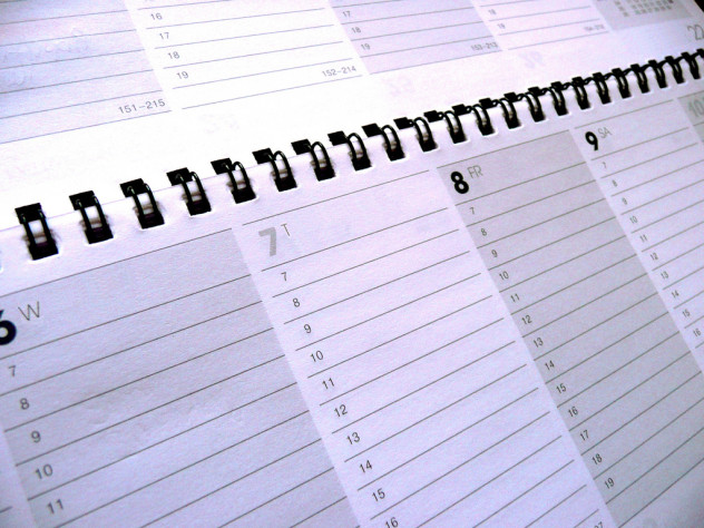 planning a printing project: setting a schedule